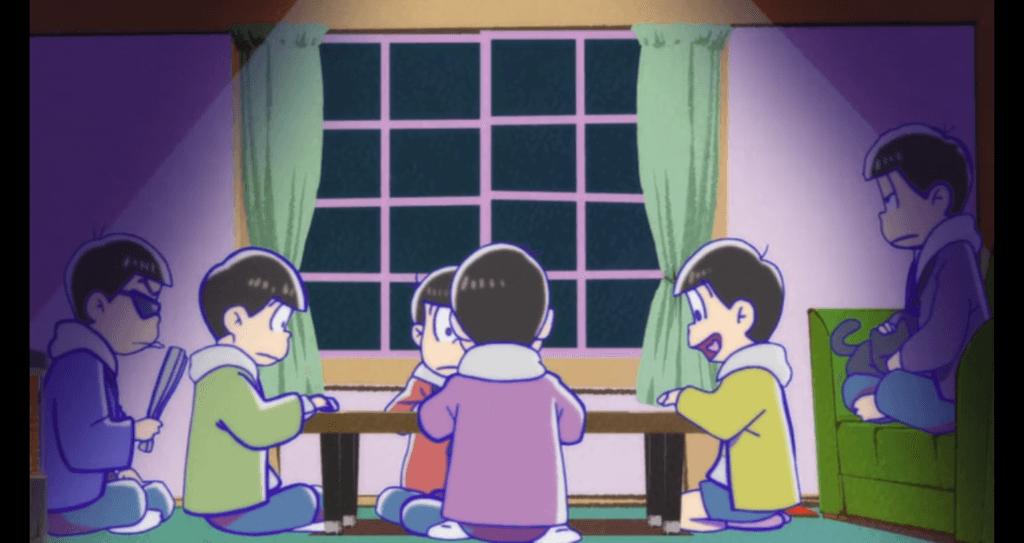 【画像多め】今更ながらおそ松さんの麻雀回を全力で解説する【麻雀】