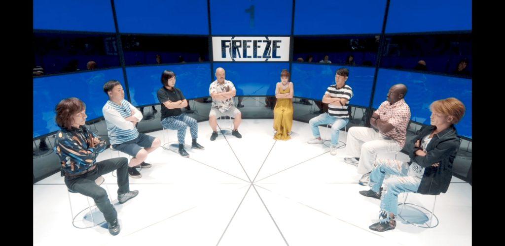 FREEZE(フリーズ)動画|ネタバレ・感想