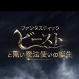 『ファンタスティックビースト2 黒の魔法使いの誕生』